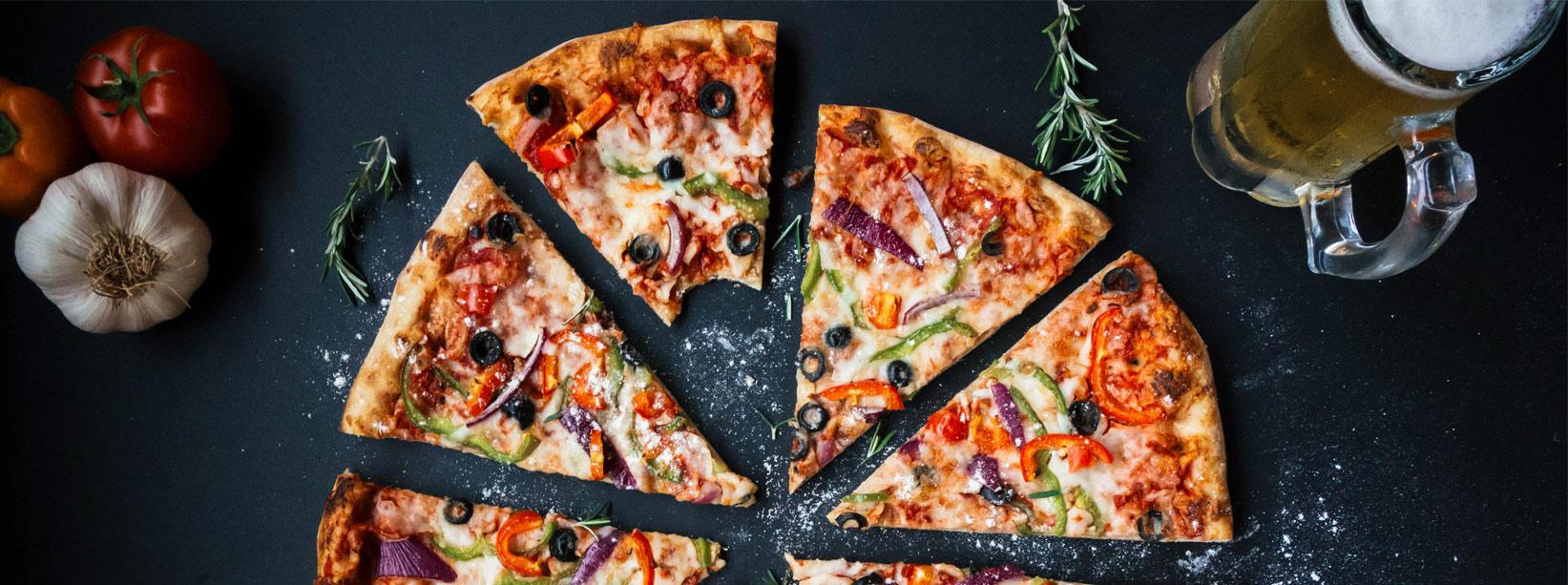 pizza hemkörning uppsala